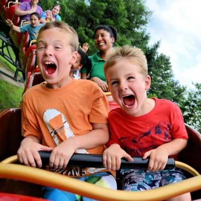 kids roller coaster simulator